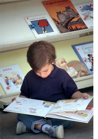 Learning Disabilities Small Boy